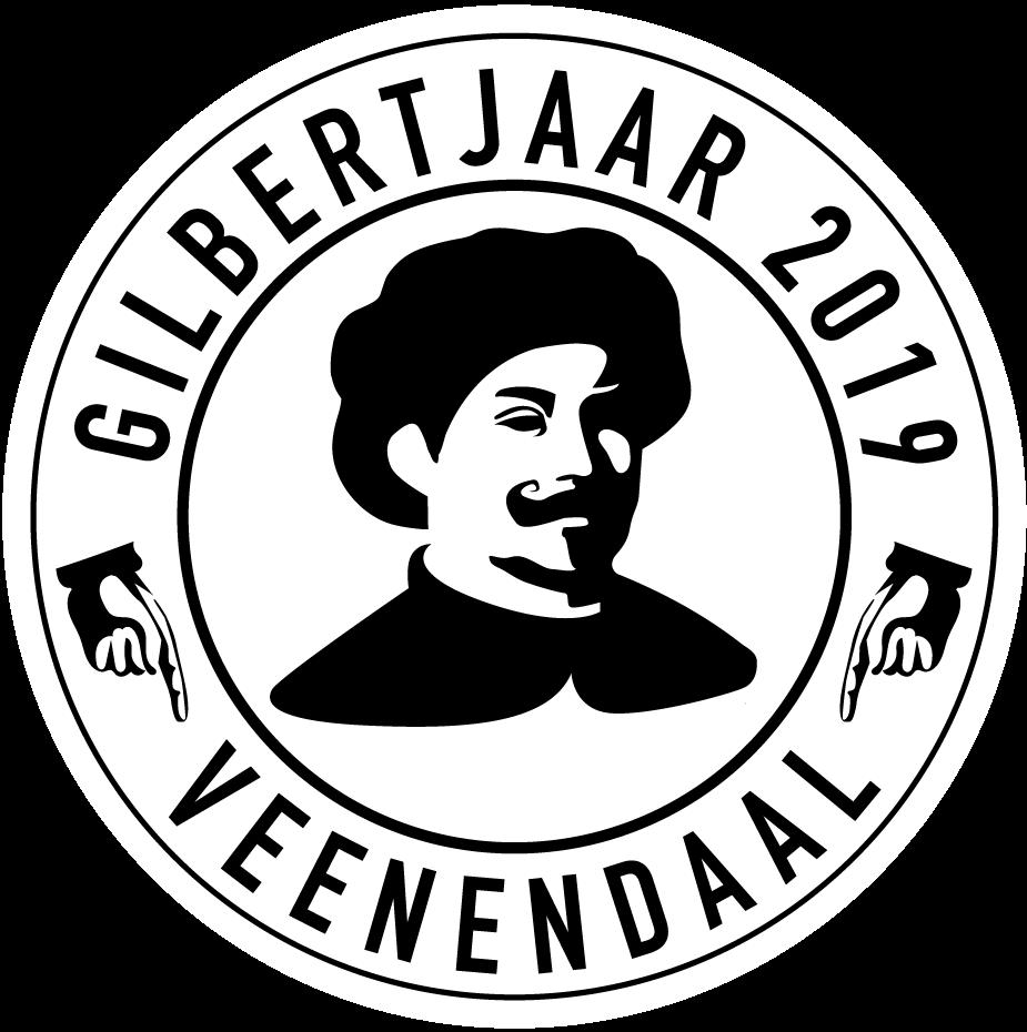 Logo Gilbertjaar 2019